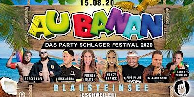 Au Banan - Das Party Schlager Festival  - Black Fr