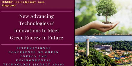 International Conference on Green Energy and Environmental Technology tickets