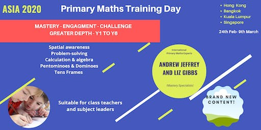 Primary Maths Training Day, Bangkok