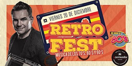 Fiesta Ochentosa en La Plata  (Gourmandise, Meridiano V) entradas
