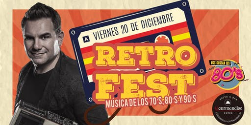 Fiesta Ochentosa en La Plata  (Gourmandise, Meridiano V)