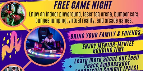 Family & Friends Game Night (Free for ages 6-18) tickets