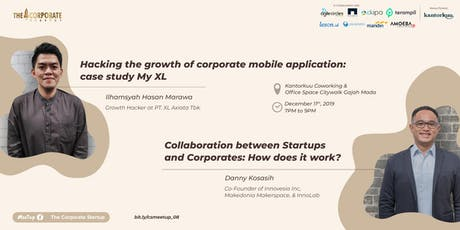 Collaboration Between Startups and Corporates: How does it work? tickets