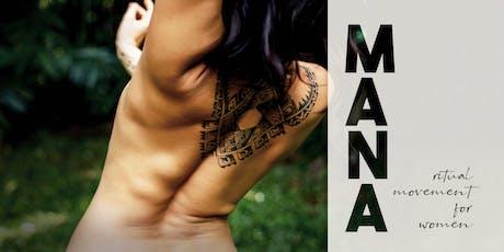 MANA - Ritual Movement for Women tickets