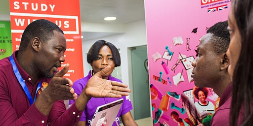 Study UK Fair Ibadan - February 2020