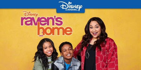 Raven's Home (DISNEY TV TAPING) *LIMITED SEATS* tickets