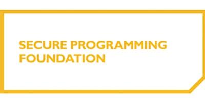 Secure Programming Foundation 2 Days Training in Nottingham