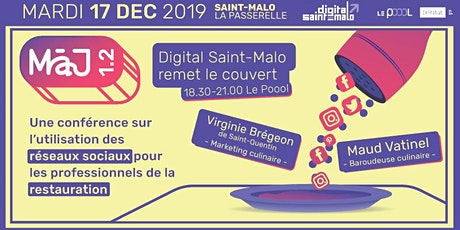 MàJ V1.2 Digital Saint Malo remet le couvert billets