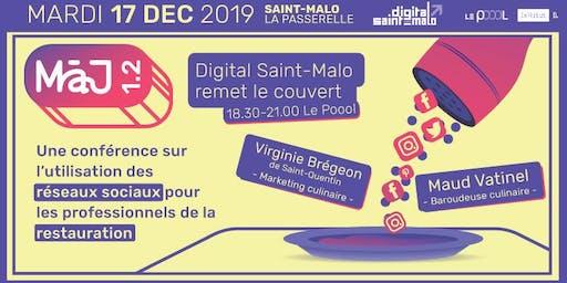 MàJ V1.2 Digital Saint Malo remet le couvert