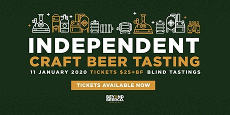Independent Craft Beer Tasting  tickets