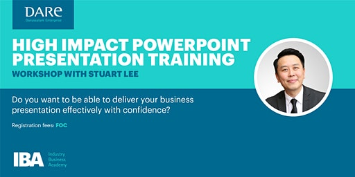 High Impact Powerpoint Presentation Training