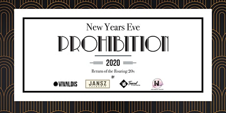 PROHIBITION New Years Eve tickets
