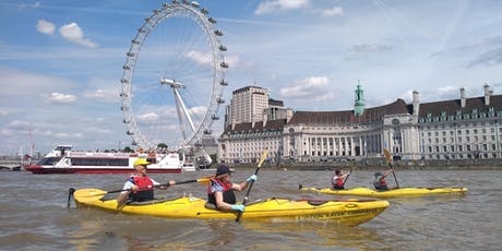 Christmas Kayaking Gift Vouchers 2019 tickets