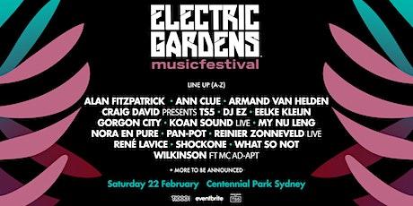 Electric Gardens Festival 2020 tickets