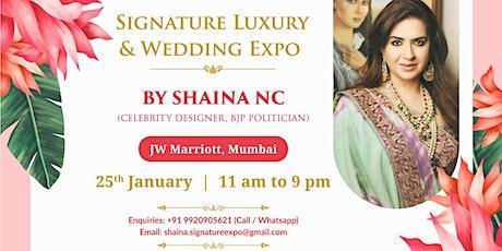 Signature Luxury & Wedding Expo tickets