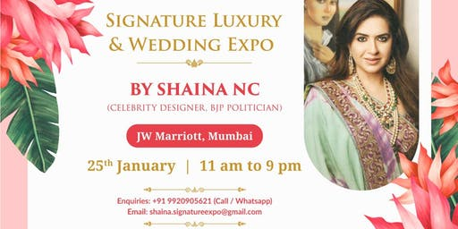 Signature Luxury & Wedding Expo