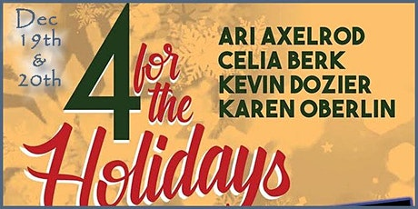 Alex Rybek - with Celia Berk, Ari Axelrod, Kevin Dozier and Karen Oberlin tickets