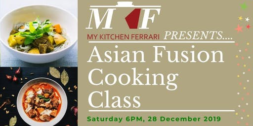 Asian Fusion Cooking Class