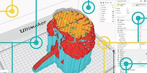 BITZ Hands On // 3D-Printing