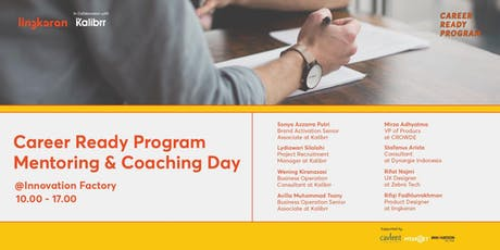 Career Ready Program Mentoring & Coaching Day tickets