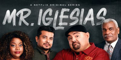 Mr. Iglesias (NETFLIX TAPING) *LIMITED SEATS*