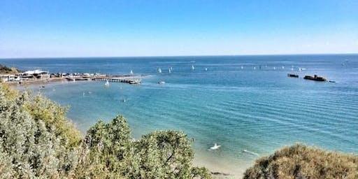 Half Moon Bay: Summer Beach Trip