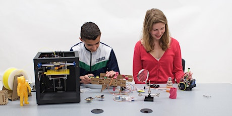 Zen Maker Lab Spring Break 2020 Camp – Week 1 Sampler - Science, Technology, Engineering, Art and Math (STEAM) Ages 8 to 10 and 11 to 13 tickets