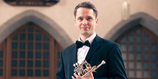 Adventskonzert mit Trompete und Klavier
