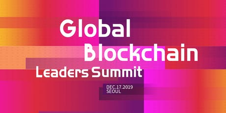 Global Blockchain Leaders Summit tickets