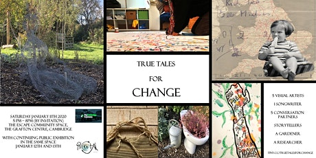 True Tales for Change – A Project for a Fairer Future tickets