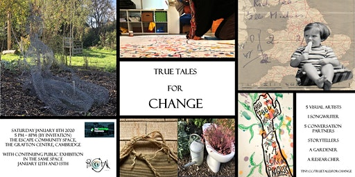 True Tales for Change – A Project for a Fairer Future