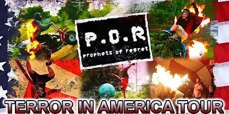 P.O.R Stunts LIVE tickets