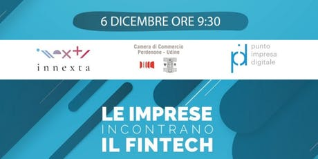 Le imprese incontrano il Fintech biglietti