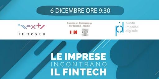 Le imprese incontrano il Fintech