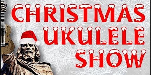 WUJ Christmas Show  Menu Tickets