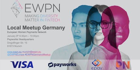 EWPN Local Meetup Munich Tickets