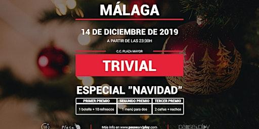 Trivial Especial Navidad en Pause&Play Plaza Mayor