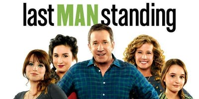Last Man Standing (CBS TV TAPING) *LIMITED SEATS*