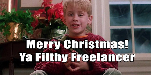 The Freelancers' Office Christmas Party