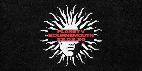 Planet V: Bournemouth tickets