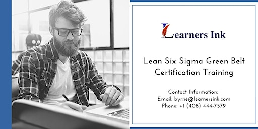 Lean Six Sigma Green Belt Certification Training Course (LSSGB) in Stockton