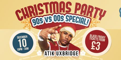 Ice Cream Xmas 2019 | 90s vs 00s Traffic Light Edition tickets