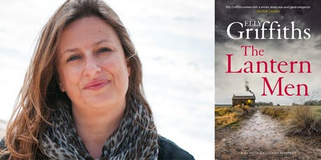 Evening with Elly Griffiths tickets