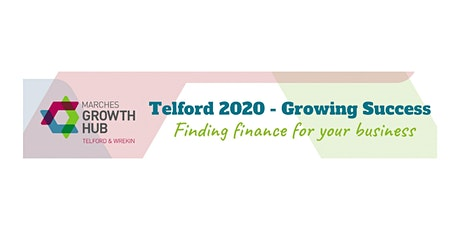 Telford 2020 - Finding Finance for your Business  tickets