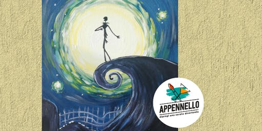 Nightmare Before Christmas: aperitivo Appennello a Fabriano (AN)