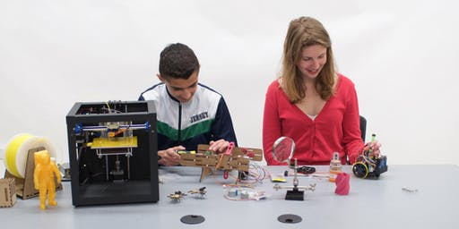 Zen Maker Lab Summer 2020 Camp – Week 4 Sampler - Science, Technology, Engineering, Art & Math (STEAM) - July 27 - July 31, 2020, Ages 8 to 12