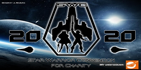 Star Warrior Convention 2020 for Charity Tickets