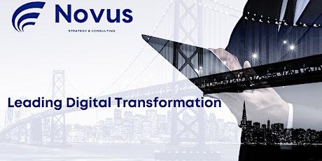 Leading Digital Transformation tickets
