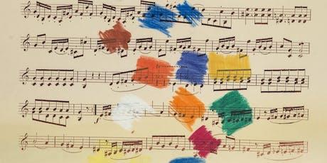 Arte povera e sperimentazione musicale biglietti