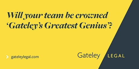 Gateley Leicester Quiz tickets